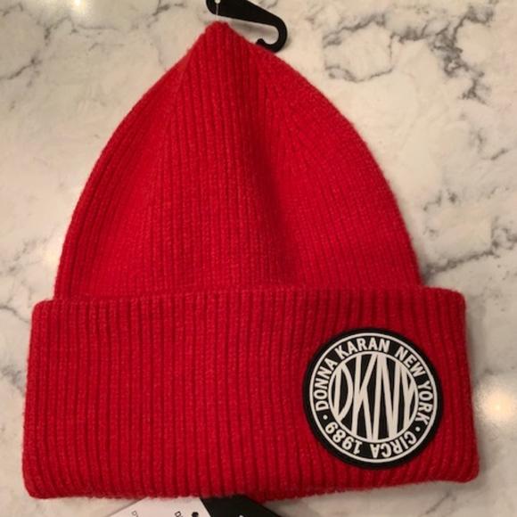 0580feb2d DKNY NWT Women's Knit Hat